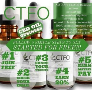 Free to start CBD business