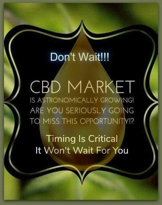 CBD business opportunities