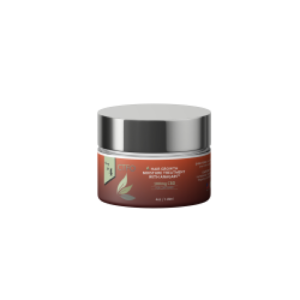 hair growth moisture treatment with CBD