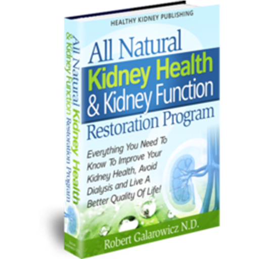 improve kidney health naturallly