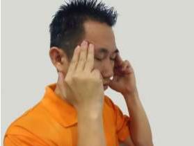 acupressure exercise step 3
