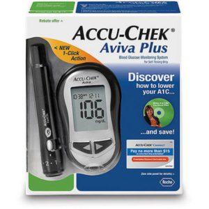 Accu Check Aviva Plus system