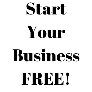 It is free to start your business