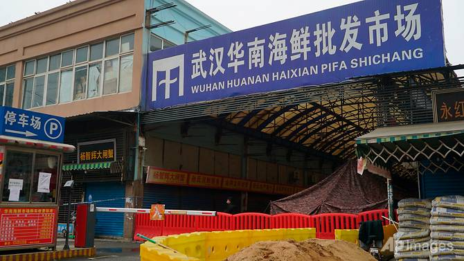 Wuhan Huanan Seafood Market Is the Origin of 2019-nCov, which causes the Wuhan pneumonia