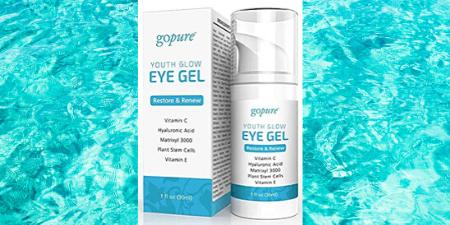 Eye gel for dry eyes
