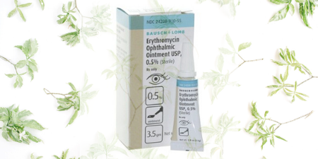 Eye ointment for dry eyes