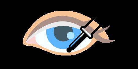 Eye complications