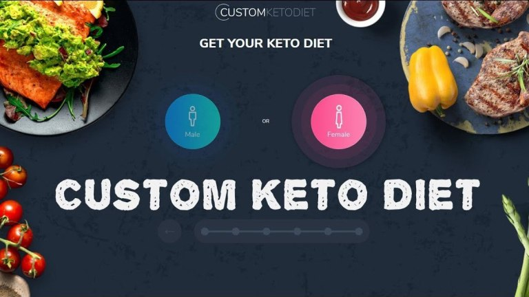 commercial custom keto diet