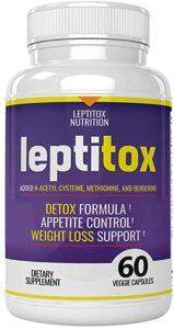Leptitox for belly fat