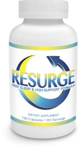 resurge promotes deep sleep and reduce belly fat