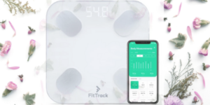 FitTrack, a smart scale