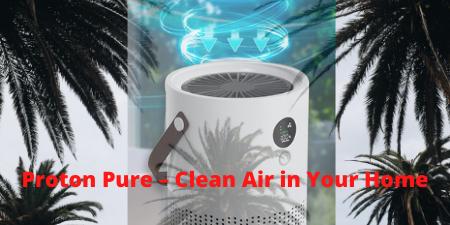 proton pure-portable proton pure air purifier